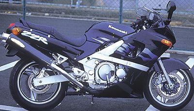 ZZ-R400('93~)ワンガンスペシャル スリップオンマフラー