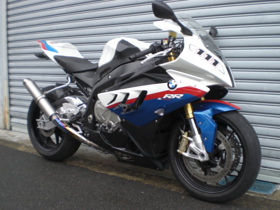 BMW S1000RR RACING SPEC フルチタンEX