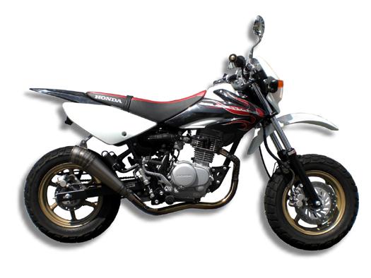 XR100 フルチタンレーシングEX