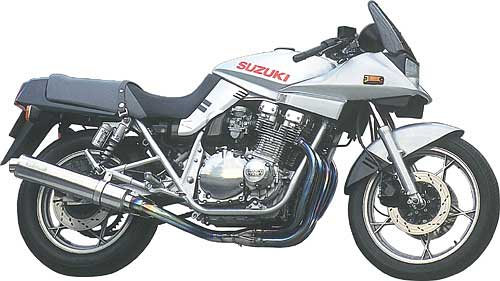GSX1100/750S KATANA TYPE SS